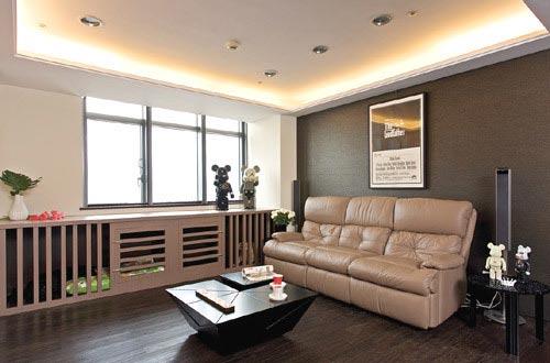 视野极好的高层住宅 时尚现代的完美住所