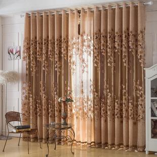 完美家装如何选购双层窗帘?
